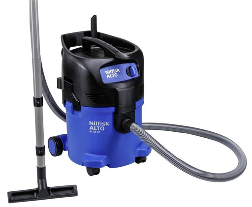 Nilfisk Attix 30 Vacuum Cleaner Mansfield Derby Chesterfield Ilkeston