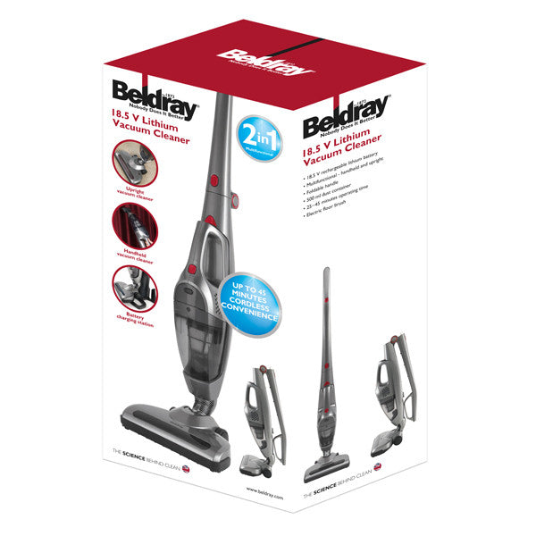 Beldray BEL0455 2-in-1 Rechargeable Stick Vac  Radford Vac Centre  - 3