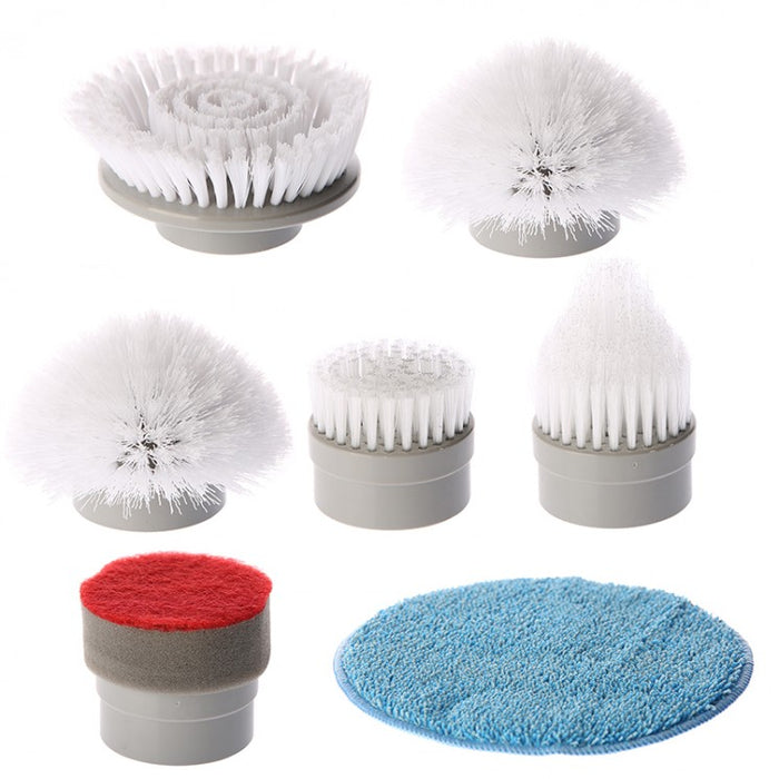Rechargeable Tile Scrubbing Brush Mansfield Nottingham derby Chesterfield