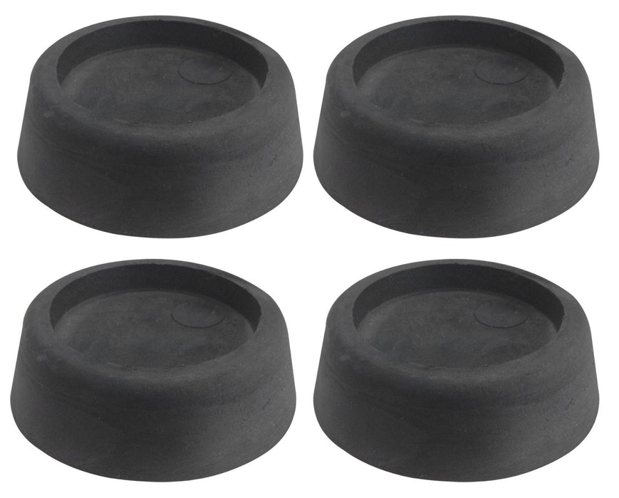 Pack of 4 Universal Radvac Anti-Vibration rubber feet  Radford Vac Centre  - 1