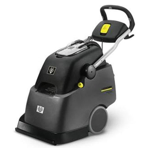 Karcher Upright Carpet Cleaner BRC45/45C Grey/Black/Yellow