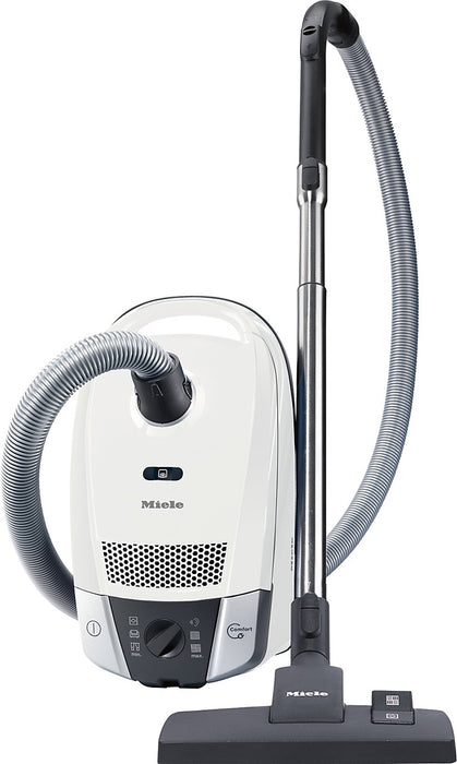 MIELE Compact C2 Allergy EcoLine Cylinder Vacuum Cleaner - Lotus White  Radford Vac Centre  - 1