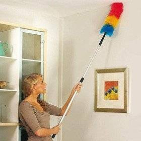 Extendable Bendable Feather Duster