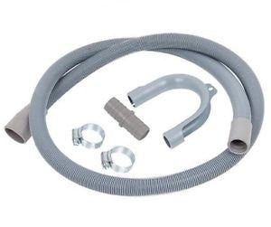 Washing Machine & Dishwasher 2.5 Metre Waste Hose Extension Kit Universal  Radford Vac Centre