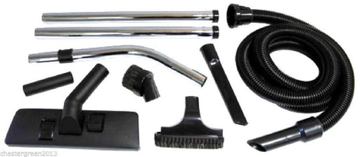 Complete replacement tool kit 2.5 Meter includes hose, tools, rods  Radford Vac Centre  - 1