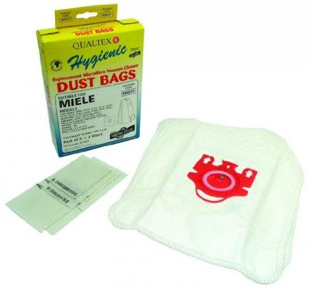 Miele FJM Style microfibre dustbags and filters  Radford Vac Centre  - 1