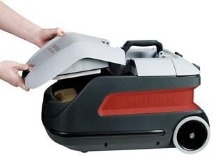 Nilfisk CDNF 400 Family Business Cylinder Vacuum Cleaner  Radford Vac Centre  - 2