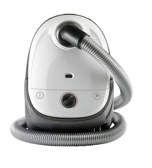 Nilfisk One White Vacuum Cleaner  Radford Vac Centre  - 1
