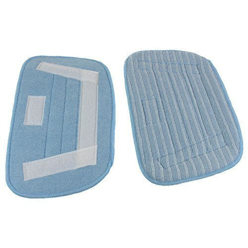 Steam mop pads suitable for Morphy Richards 70465 720501  Radford Vac Centre  - 1