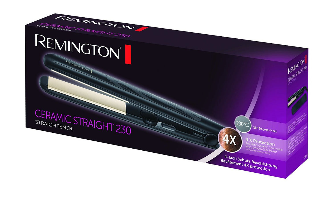 Remington Ceramic Straight 230 Hair Straightener  Radford Vac Centre  - 4