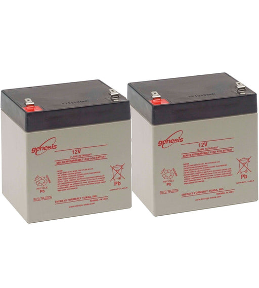 24v Rechargeable Premium Sabrecut Sabre Cut Sealed Lead Battery 2x12v Batteries Mansfield