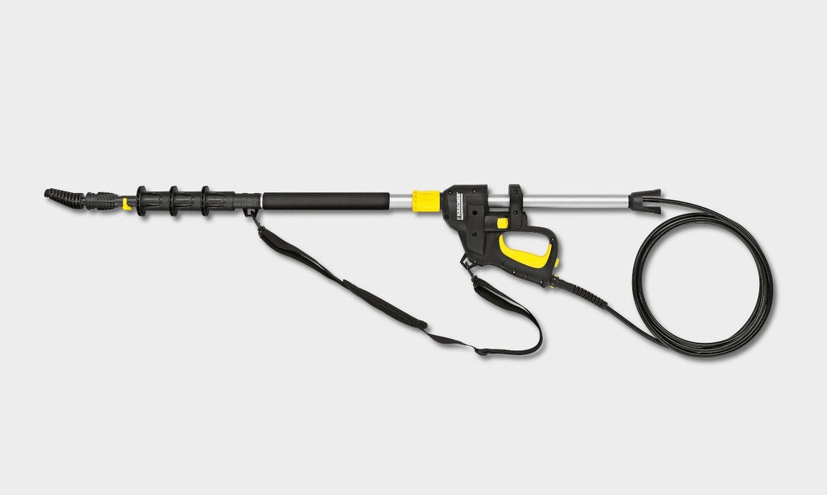 Kärcher Telescopic Jet Pipe 1.2m-4 mtr for use with Karcher 'K' Pressure Washers