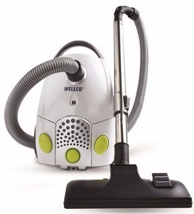 Wellco CV103 Bagged Cylinder Vacuum Cleaner  Radford Vac Centre  - 2