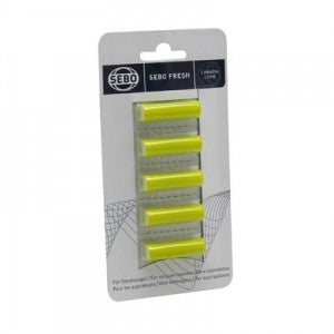 Sebo Air Fresheners - Pack of 5 citrus scented fresh pellets  Radford Vac Centre  - 1