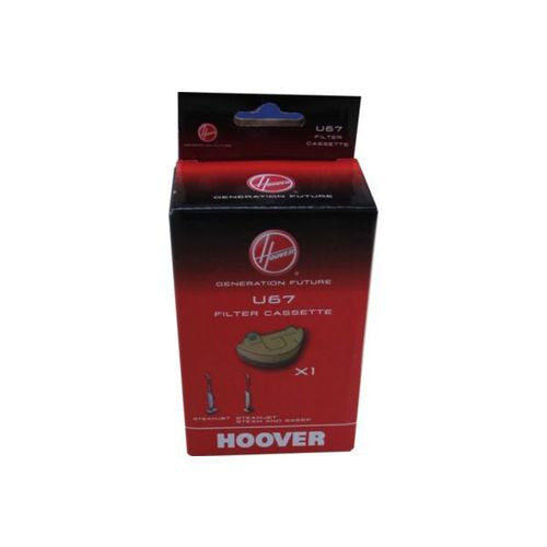 Hoover U67 Steam jet steam mop filter -  35601335  Radford Vac Centre  - 1