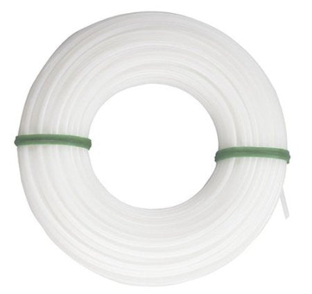 1.3mm White strimmer line suitable for most strimmers - petrol or electric  Radford Vac Centre  - 1