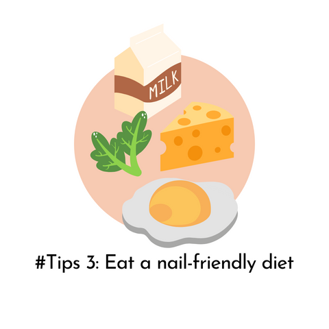 tips for growing strong fingernails