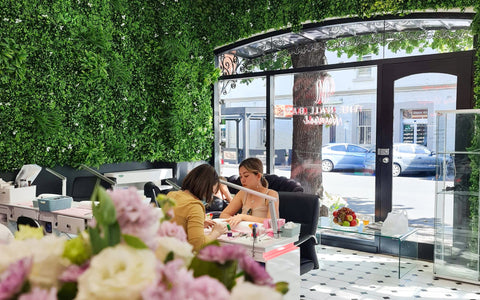 The Nail Bar Norwood is a nail salon in South Australia. The interior fitting, interior design of The Nail Bar Norwood is modern, fully equipped with manicure table and pedicure chairs