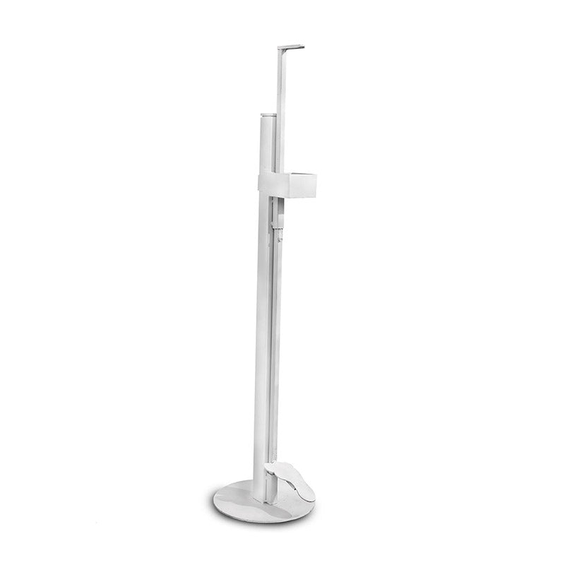 Standard Pedal Sanitizer Dispenser (White)