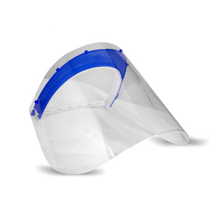 Reusable Face Shield (Headband + 400 Micron Thick Visor)