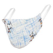 Load image into Gallery viewer, Panache (Unisex Cotton Fashion Mask)