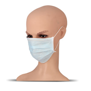 Disposable 3 Ply Plus Surgical Mask