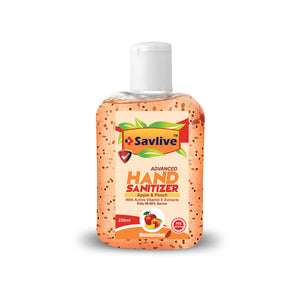 Hand Sanitizer - Apple & Peach
