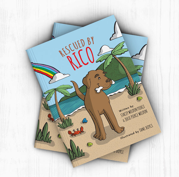 Rescued By Rico Paperback
