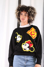 Load image into Gallery viewer, Vintage 90s Red Reebok Spell-out Sweatshirt /Sweater Unisex. LARGE
