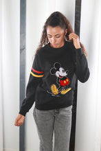 Load image into Gallery viewer, Vintage 80s RARE Disney Mickey Mouse Sweatshirt / Sweater. MEDIUM