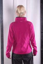 Load image into Gallery viewer, Vintage 90s Pink Zip up Columbia Fleece. MEDIUM.