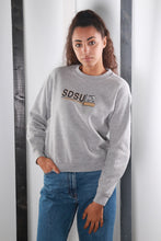 Load image into Gallery viewer, Vintage 90s USA University Print Sweatshirt / Sweater. XS