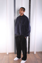 Load image into Gallery viewer, Vintage 90s Navy Woolrich 1/4 Button Up Fleece. Synchilla. XL.