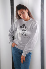 Load image into Gallery viewer, Vintage 90s Disney Mickey Mouse Sweatshirt / Sweater. SMALL
