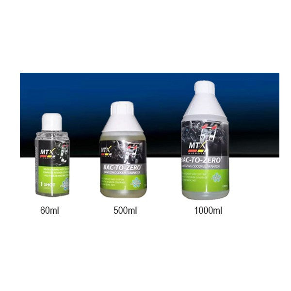 Microtex Bac To Zero Auto Deodorizing Solutions 1L