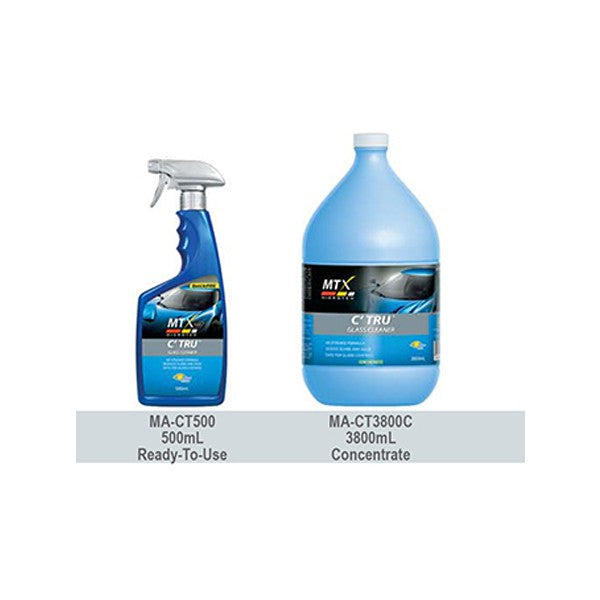 Microtex Car Care Glass and Lens Cleaner C'Tru 500ml MA-CT500