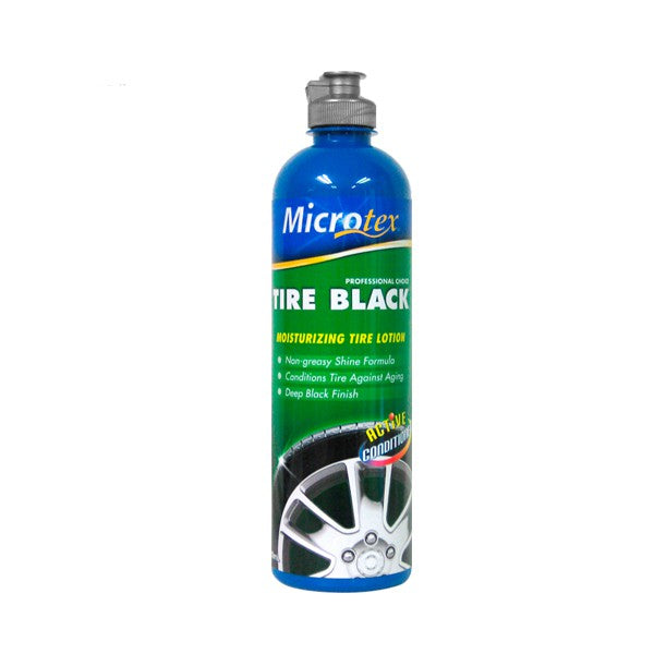 Microtex Tire Black, Protection, Shine, Moisturizer 500 ml