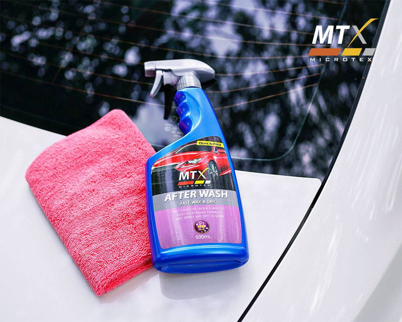 Microtex Car Care Carnauba Car Wax After Wash 500ml MA-AW500