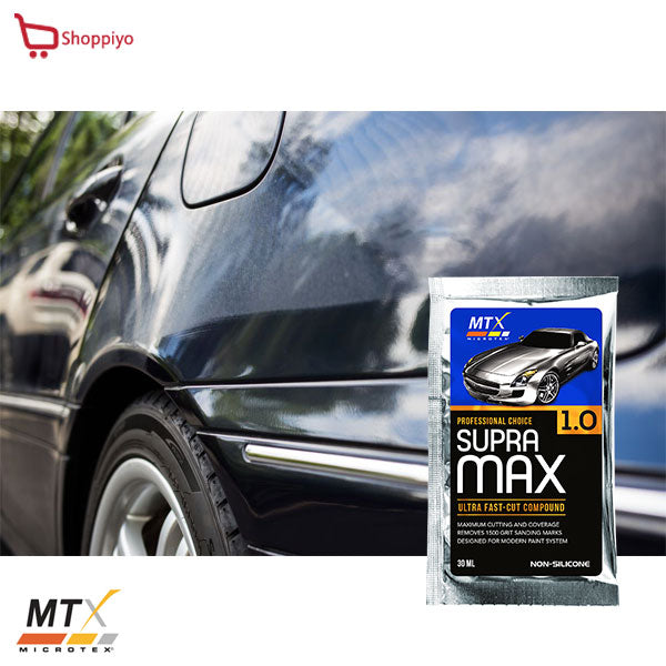 Microtex Car Care SupraMAX Fast Cut Compound 30ml