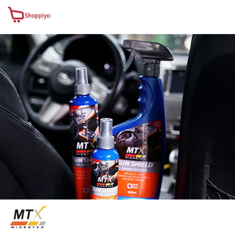 Microtex Sunshield protectant car Interior Cleaner 500ml