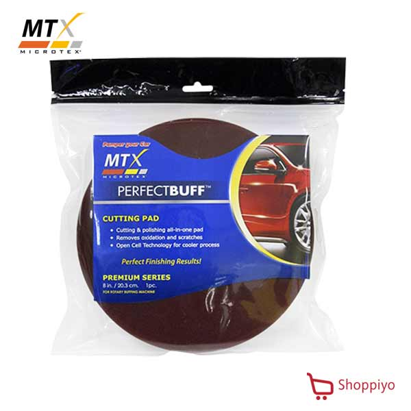 Microtex Premium Cutting Pad 8 inches