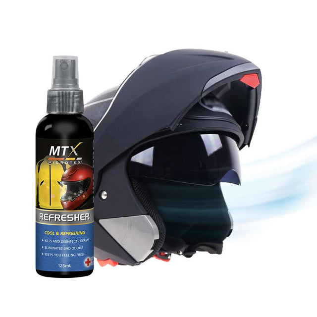 Microtex (MTX) Motorcycle Helmet and Jacket Refresher 125ml