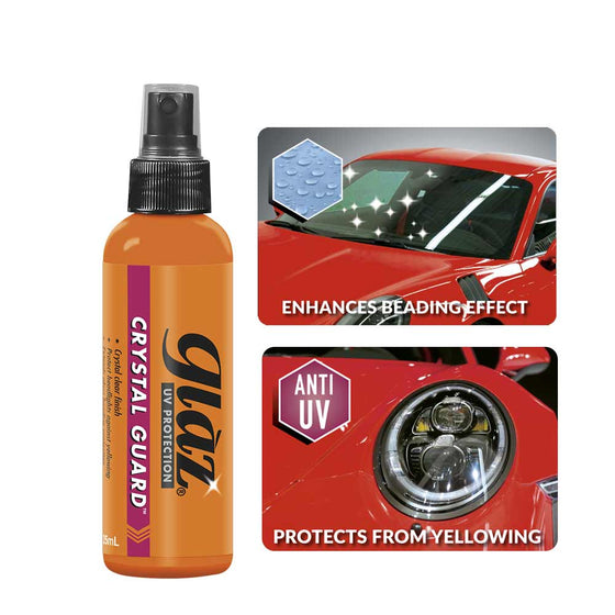 Microtex Glaz Glass Protectant Crystal Guard 125ml GZ-CG125