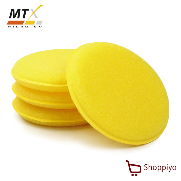 Microtex Edgeless Wax Applicator Pad six pieces