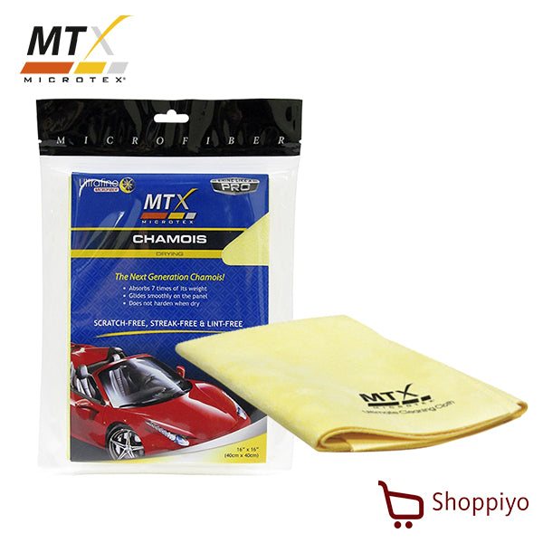 Microtex Chamois Car Care Microfiber Drying Cloth