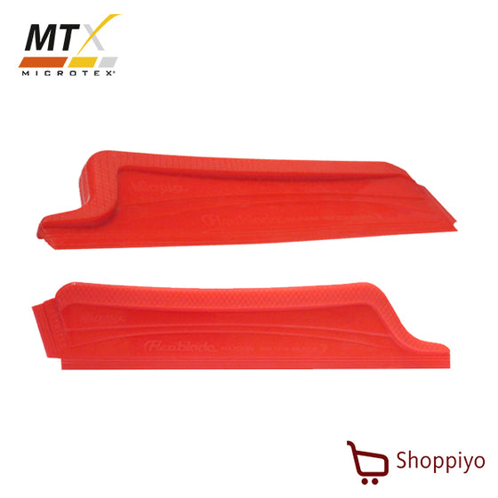 Microtex (MTX) Water Blade For Glass Drying Flexiblade (MA-WB100)