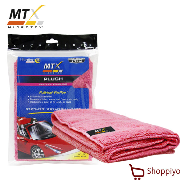 Microtex MA-004 Plush Microfiber Cloth High Pile