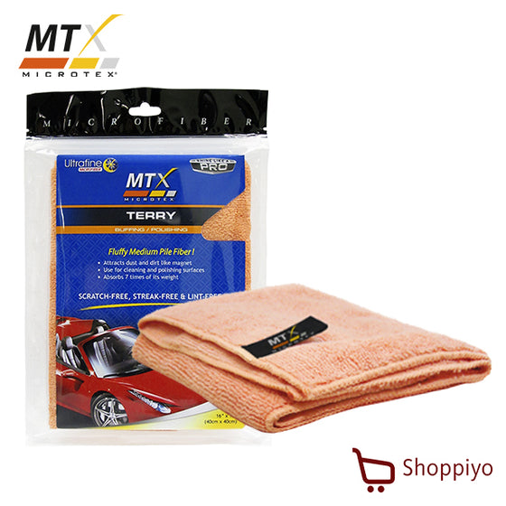 Microtex MA-006 Terry Microfiber Cloth Regular Pile