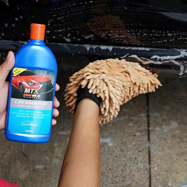 Microtex (MTX) Car Wash Shampoo 500ml