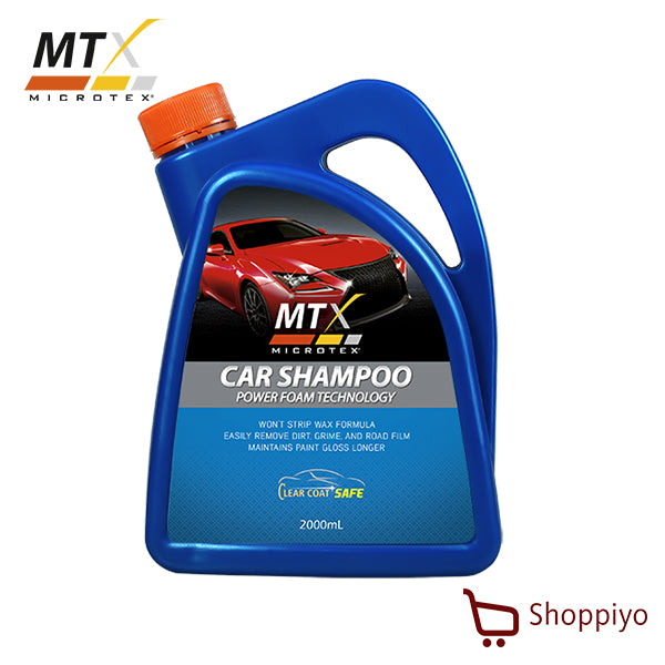 Microtex Car Wash Shampoo 2L